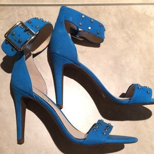 New Jessica Simpson ankle strap heels